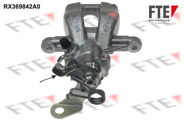 Etrier de frein FTE RX369842A0 (X1)