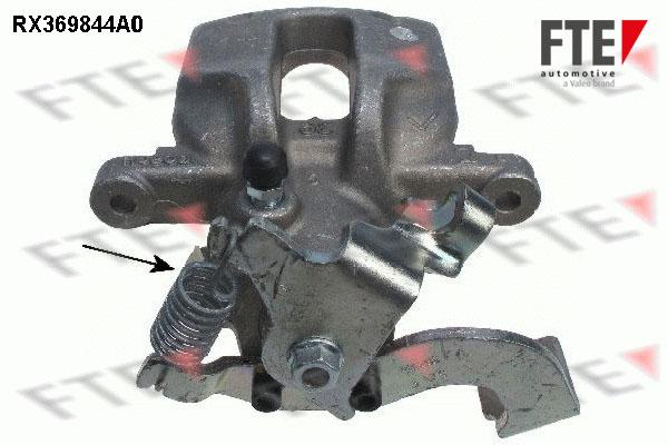 Etrier de frein FTE RX369844A0 (X1)