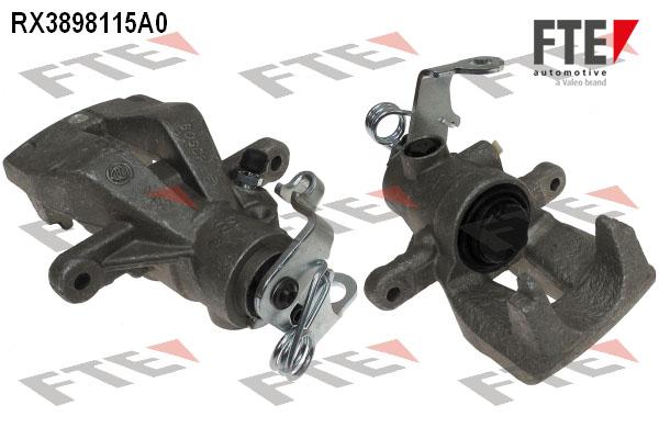 Etrier de frein FTE RX3898115A0 (X1)