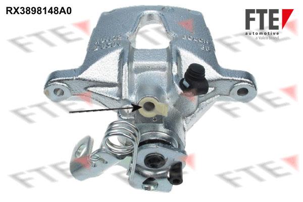 Etrier de frein FTE RX3898148A0 (X1)