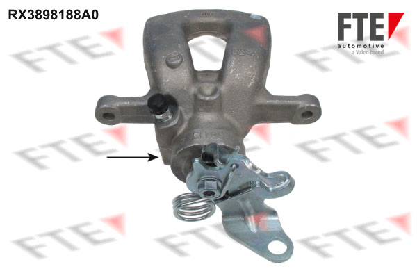 Etrier de frein FTE RX3898188A0 (X1)