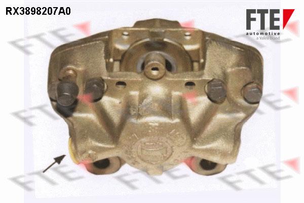 Etrier de frein FTE RX3898207A0 (X1)