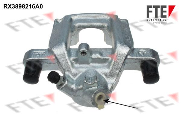 Etrier de frein FTE RX3898216A0 (X1)