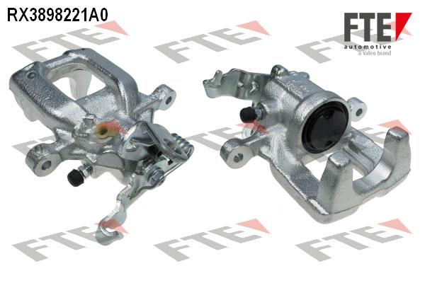 Étrier de frein FTE RX3898221A0 (X1)