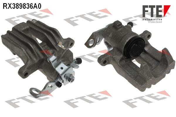 Étrier de frein FTE RX389836A0 (X1)