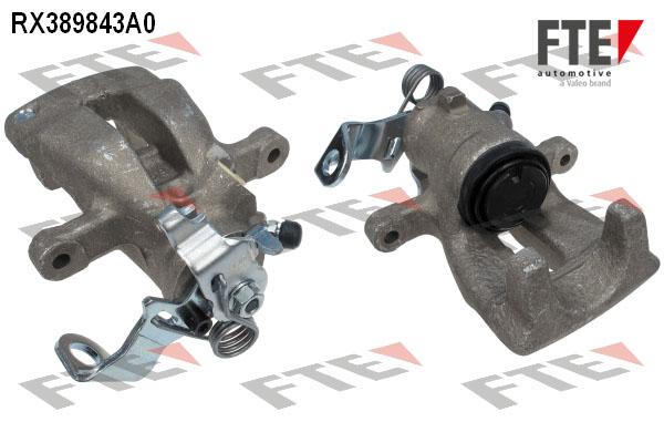 Etrier de frein FTE RX389843A0 (X1)