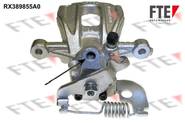 Etrier de frein FTE RX389855A0 (X1)