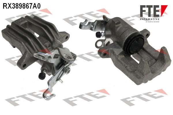 Étrier de frein FTE RX389867A0 (X1)