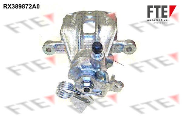 Etrier de frein FTE RX389872A0 (X1)
