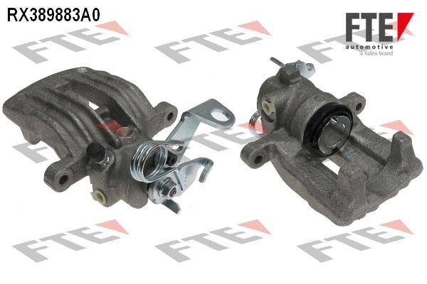 Etrier de frein FTE RX389883A0 (X1)