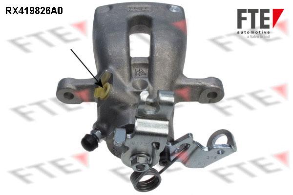 Etrier de frein FTE RX419826A0 (X1)