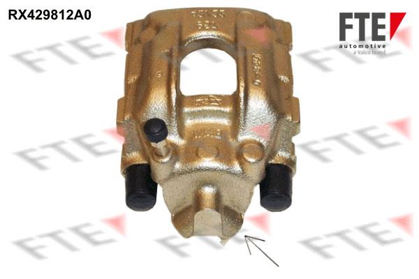 Etrier de frein FTE RX429812A0 (X1)