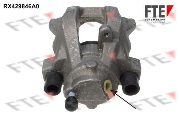 Etrier de frein FTE RX429846A0 (X1)