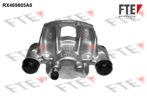 Etrier de frein FTE RX469805A0 (X1)