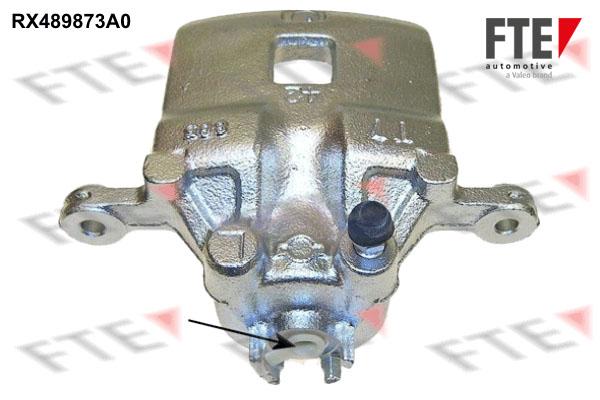 Etrier de frein FTE RX489873A0 (X1)