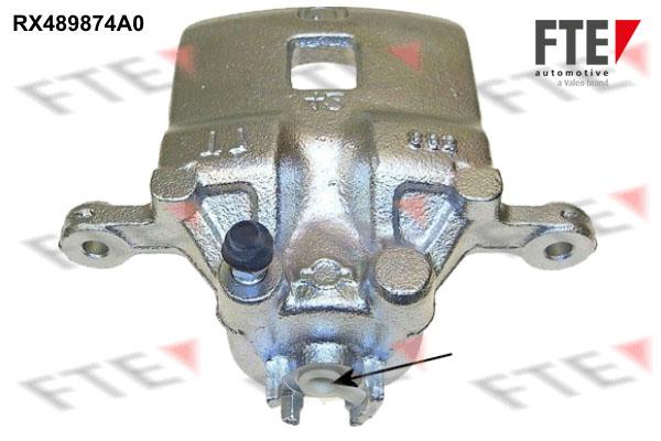 Etrier de frein FTE RX489874A0 (X1)