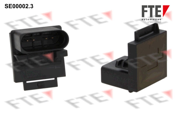 Commande, embrayage (régulateur de vitesse) FTE SE00002.3 (X1)