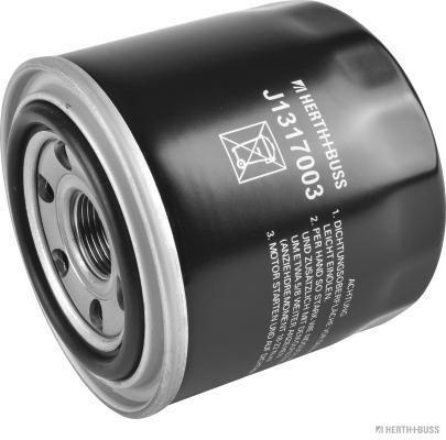Filtre a huile HERTH+BUSS JAKOPARTS J1317003 (X1)