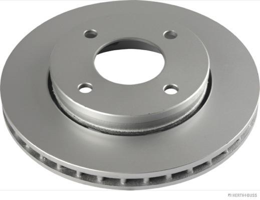 Disque de frein avant HERTH+BUSS JAKOPARTS J3305061 (X1)