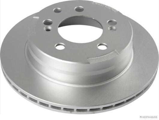 Disque de frein arriere HERTH+BUSS JAKOPARTS J3310402 (X1)