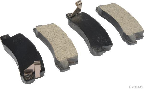 Kit de plaquettes de frein, frein à disque HERTH+BUSS JAKOPARTS J3612013 (X1)