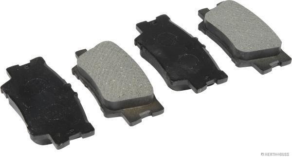 Kit de plaquettes de frein, frein à disque HERTH+BUSS JAKOPARTS J3612035 (X1)
