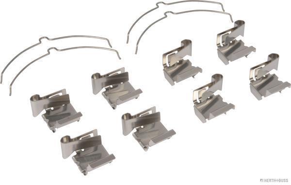 Kit de montage plaquettes de frein HERTH+BUSS JAKOPARTS J3662031 (X1)