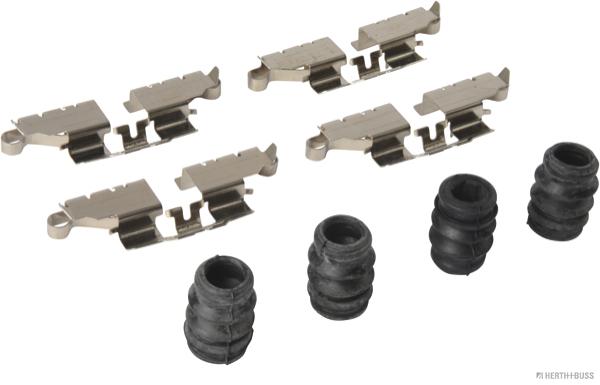 Kit de montage plaquettes de frein HERTH+BUSS JAKOPARTS J3662045 (X1)