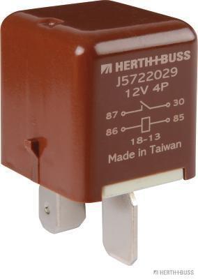 commande, ventilateur electrique (refroidissement) HERTH+BUSS JAKOPARTS J5722029 (X1)