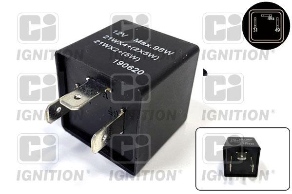 Centrale clignotante QUINTON HAZELL XFL115 (X1)