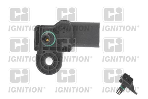 Capteur, pression de suralimentation QUINTON HAZELL XMAP513 (X1)