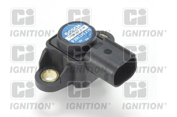 Capteur, pression du tuyau d'admission QUINTON HAZELL XMAP609 (X1)