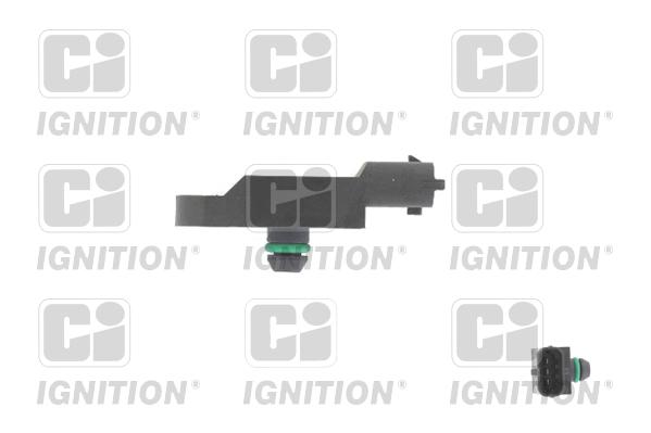 Capteur, pression du tuyau d'admission QUINTON HAZELL XMAP622 (X1)