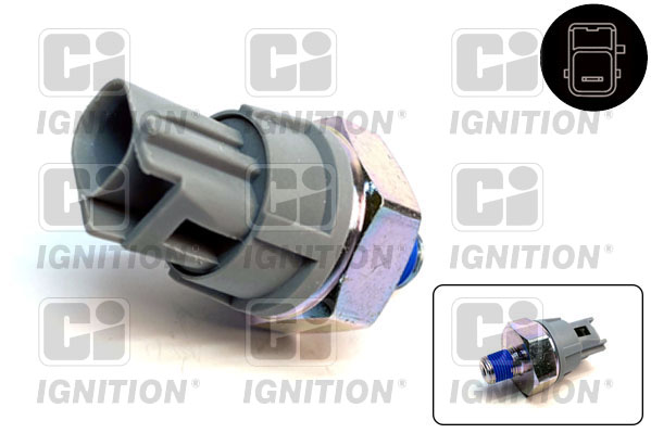 Capteur, pression d'huile QUINTON HAZELL XOPS111 (X1)