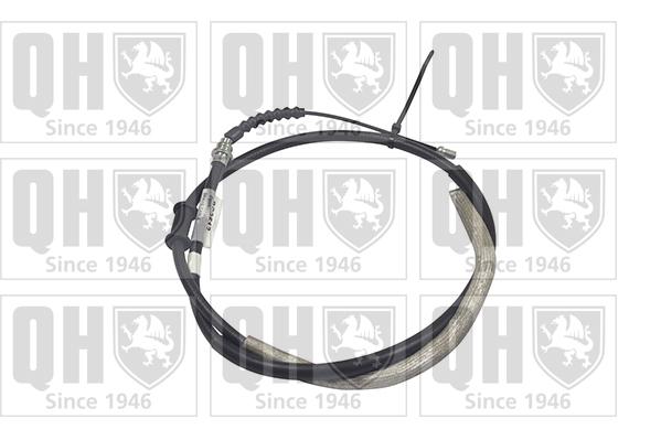 Cable de frein à main QUINTON HAZELL BC2512 (X1)