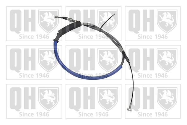 Cable de frein à main QUINTON HAZELL BC2707 (X1)