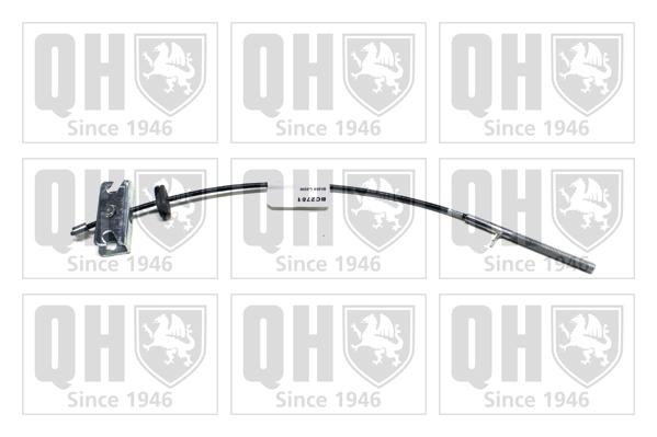 Cable de frein à main QUINTON HAZELL BC2781 (X1)