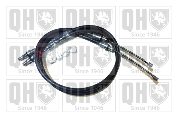 Cable de frein à main QUINTON HAZELL BC3672 (X1)