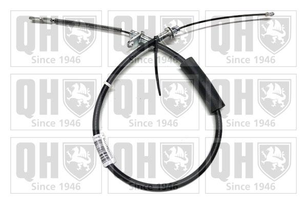 Cable de frein à main QUINTON HAZELL BC4345 (X1)