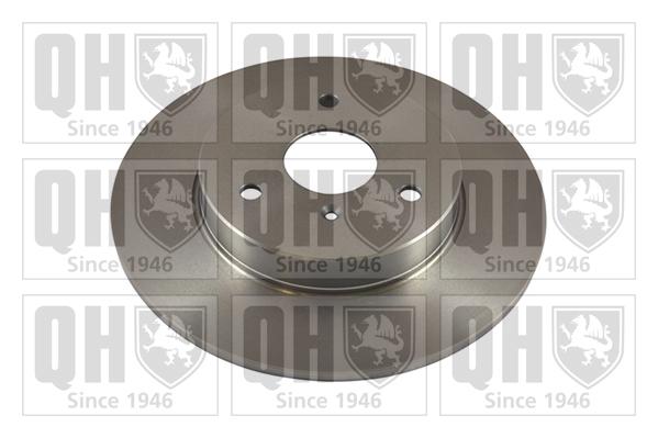 Disque de frein avant QUINTON HAZELL BDC5157 (X1)