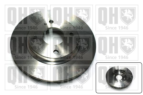 Mintex-Front-Disques De Frein 2X Discs Paire-MDC1907