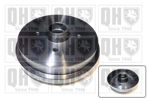 Tambour de frein arriere QUINTON HAZELL BDR131 (X1)