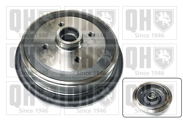 Tambour de frein arriere QUINTON HAZELL BDR250 (X1)