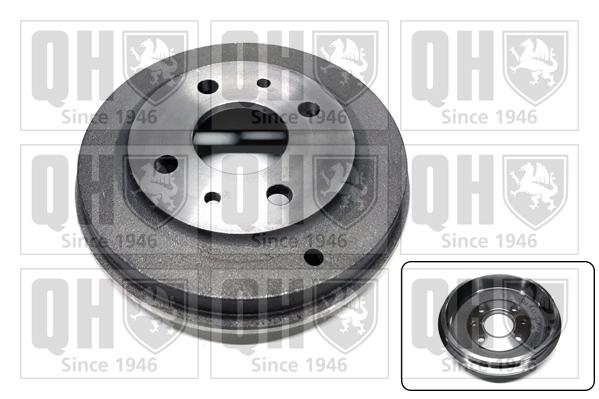 Tambour de frein arriere QUINTON HAZELL BDR390 (X1)