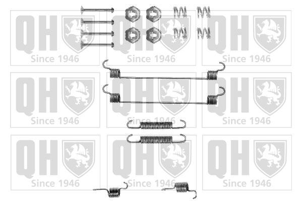 Kit de montage machoires de frein QUINTON HAZELL BFK426 (X1)