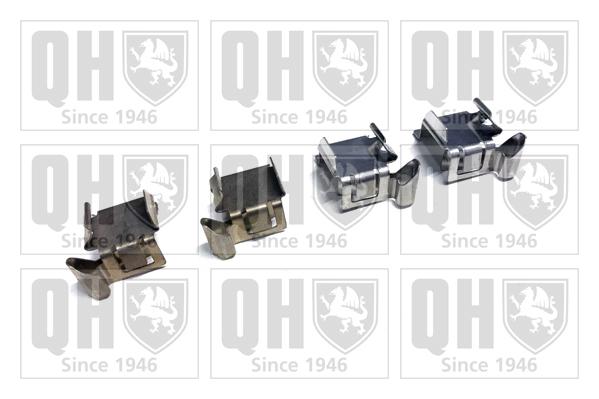 Kit de montage plaquettes de frein QUINTON HAZELL BFK934 (X1)