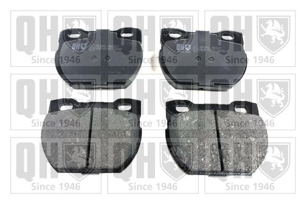 Arrière Plaquettes de frein avec Kit de montage pour Land Rover Defender 110 130 SFP000250