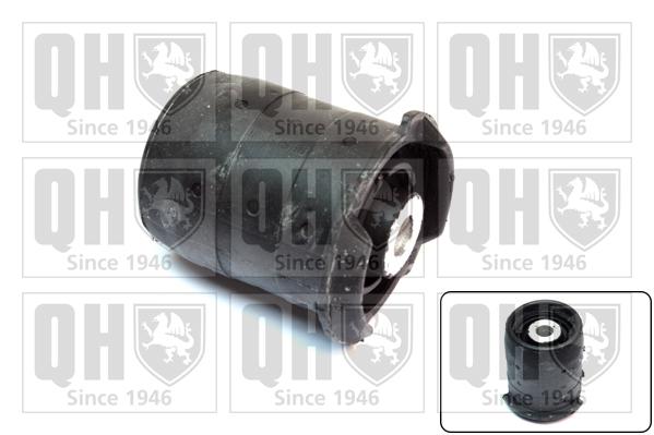 Silentblocs de jambe d'essieu QUINTON HAZELL EM4110 (X1)