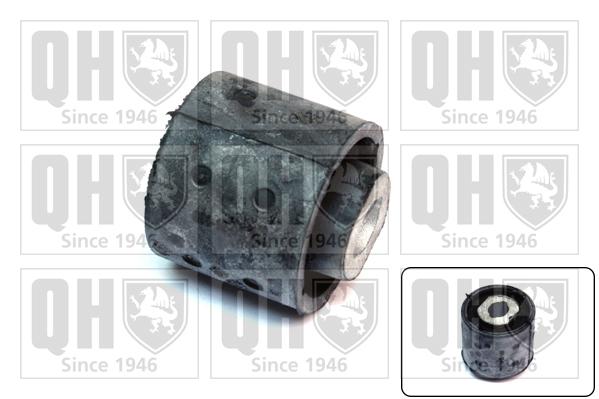 Silentblocs de jambe d'essieu QUINTON HAZELL EM4111 (X1)