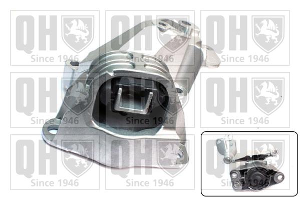 Support moteur/boite/pont QUINTON HAZELL EM4668 (X1)